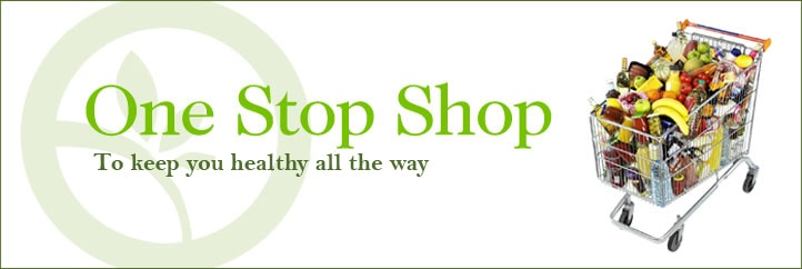 One Stop Shopfor Organic and Health Products.