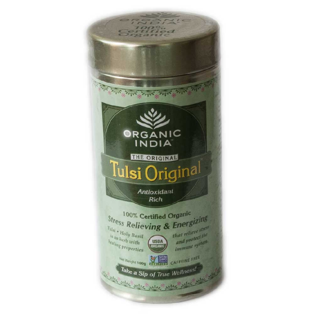 Organic India Tulsi Original 100 gm Loose Tea