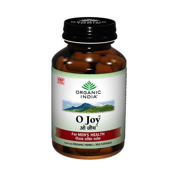 Organic India O-Joy 30 Caps Bottle