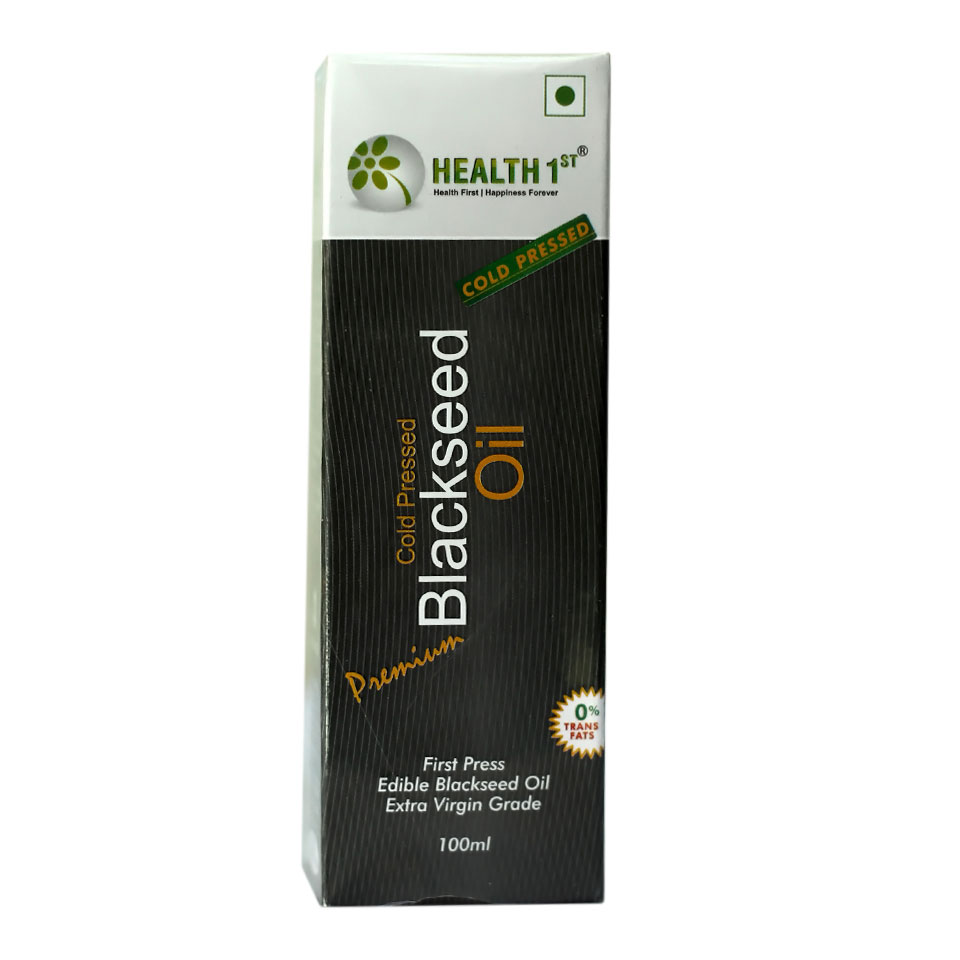 HealthFirst Blackseed Oil 100 ml