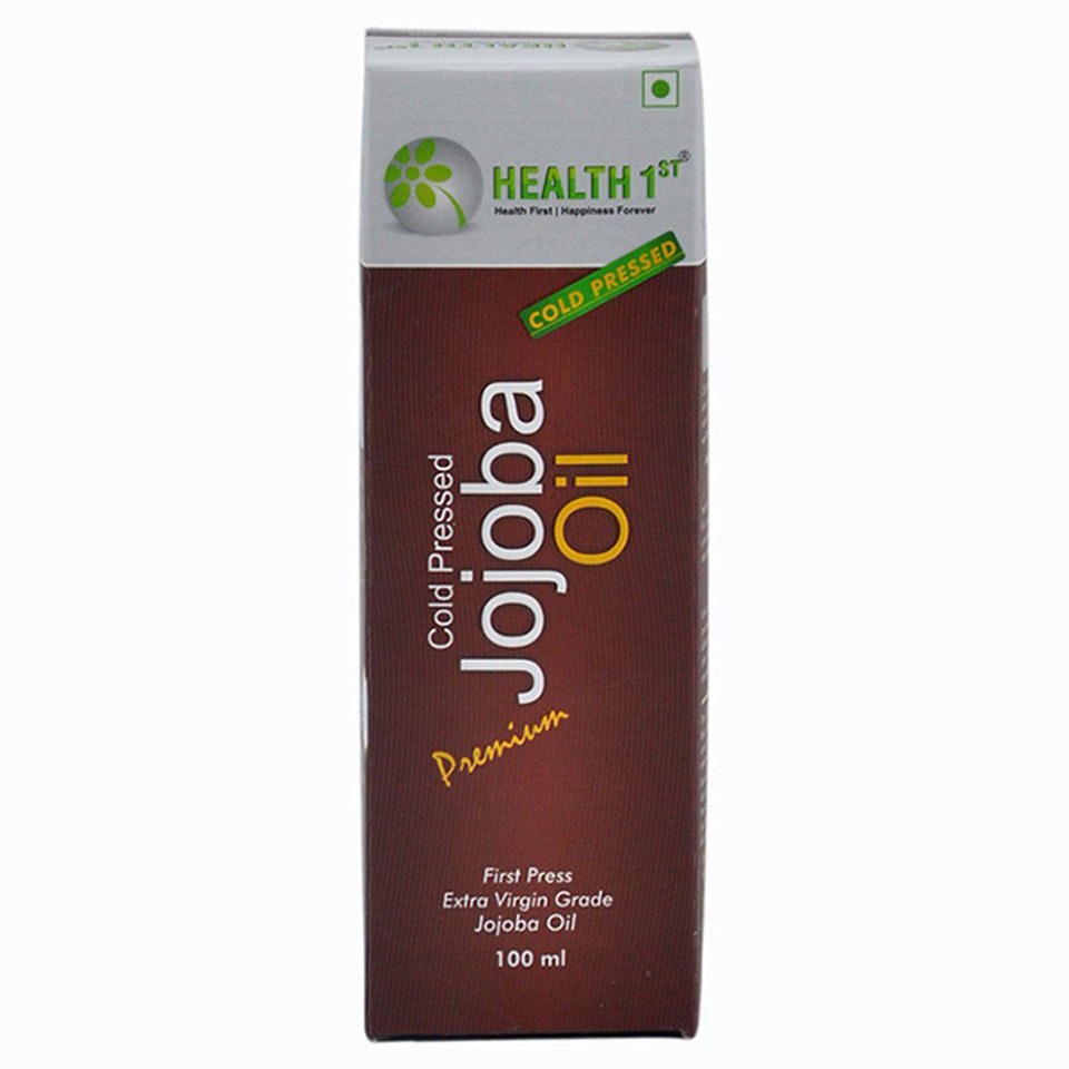 Health First Jojoba Oil