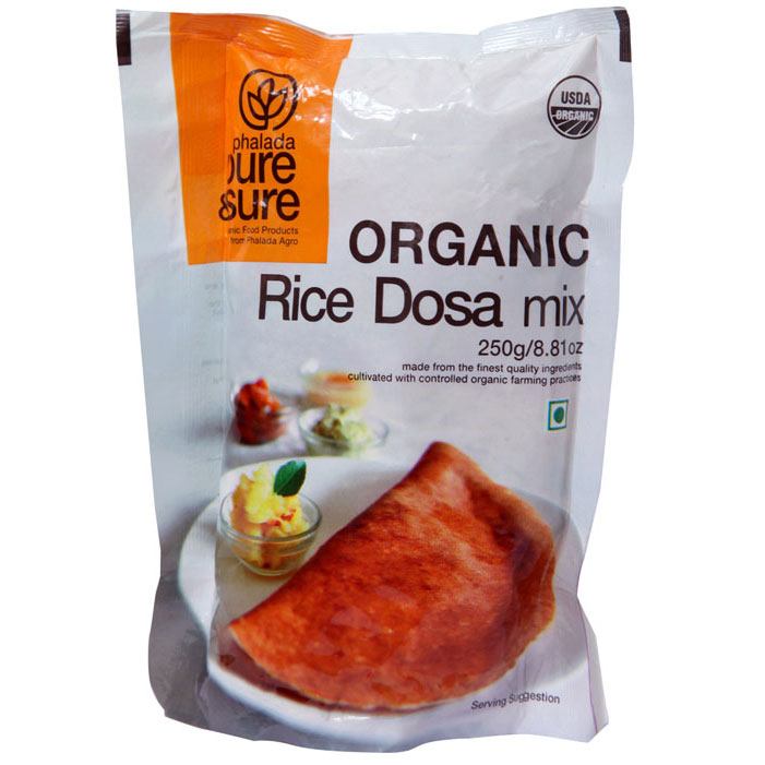 Pure & Sure Rice Dosa Mix (250 gm)