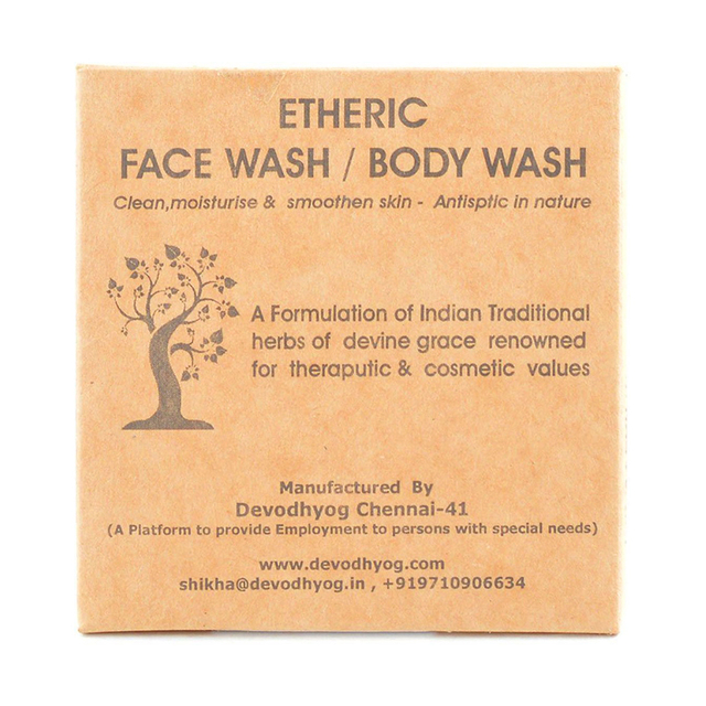 Etheric Face & Body Wash 100 gms