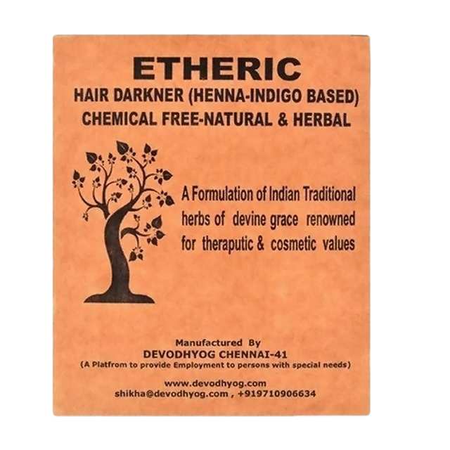 Etheric Hair Darkener 200 gm