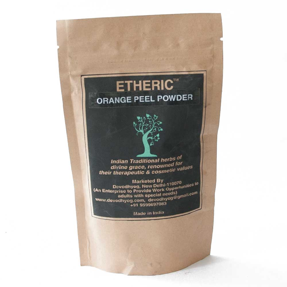 Ethric Orange Peel Powder