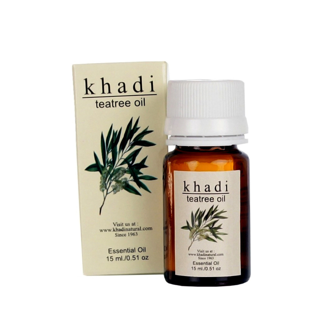 Khadi Teatree Oil 15ml