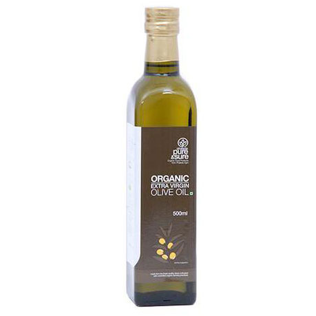Pure & Sure Extra Virgin Olive Oil 1 lt