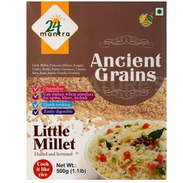 24 Mantra Little Millet 500 gms