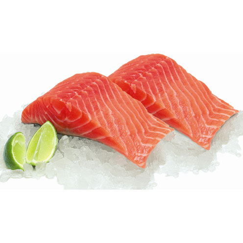 Frozen Alaskan Salmon (200-220 Grams)