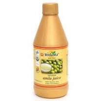 Live Organic Amla Juice 500 ml