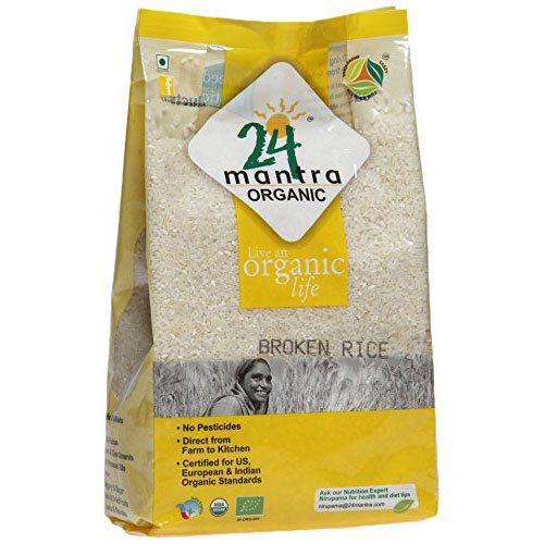 24 mantra Broken Rice 1kg