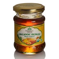 Organic India Wild Forest Honey 250 gms