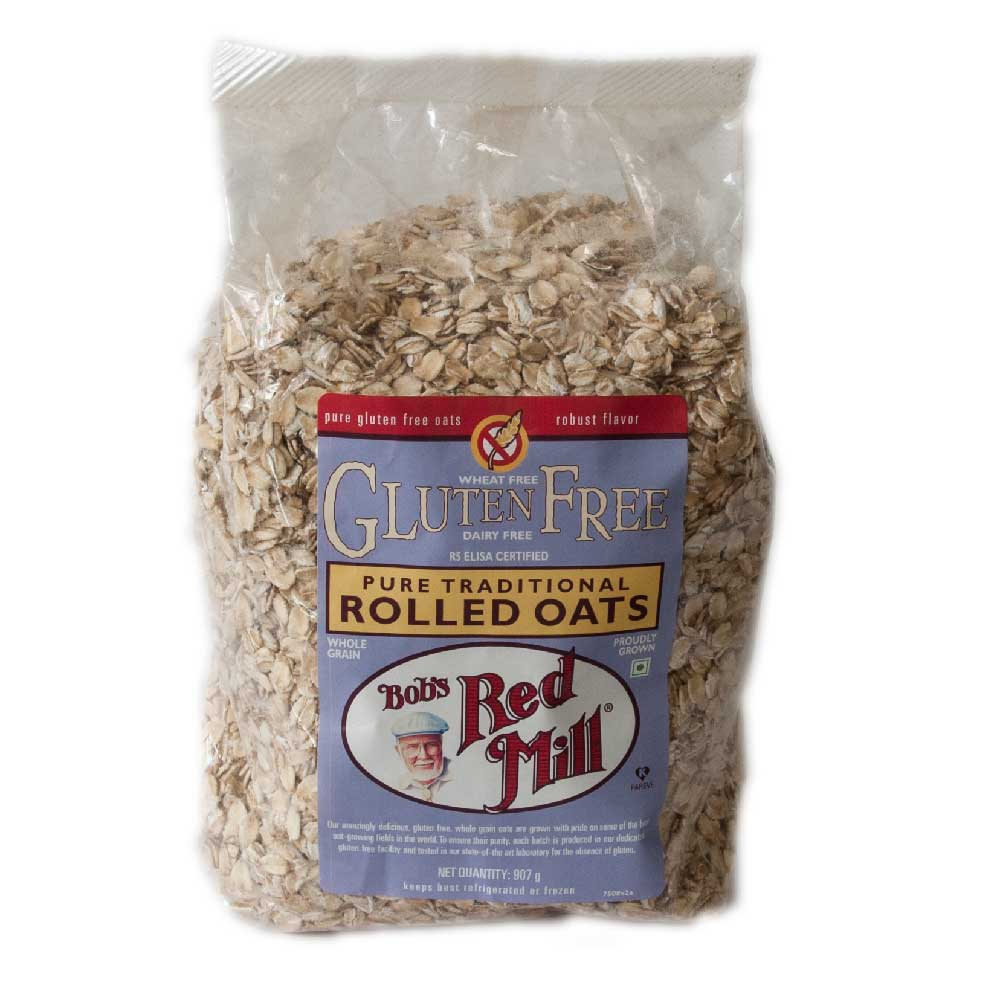 Bob's Red Mill Traditional Rolled Oats