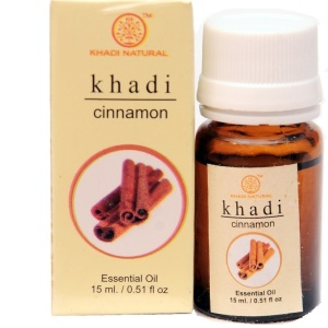Khadi Essential Cinnamon Oil 15 ml
