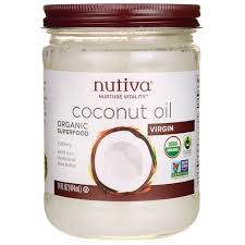 Nutivia Coconut Oil