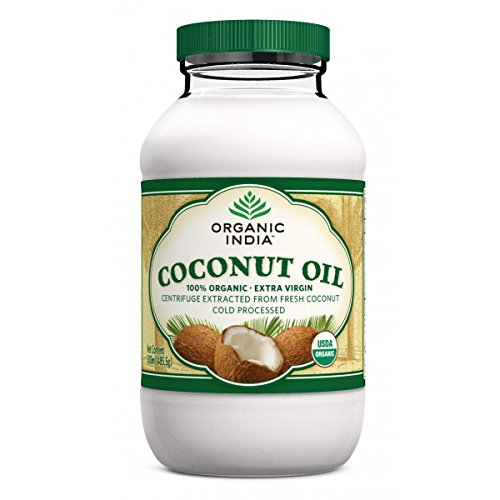 Organic India Virgin Coconut Oil 500 ml