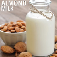 Eco Licious Unsweetend Almond milk 500 ml