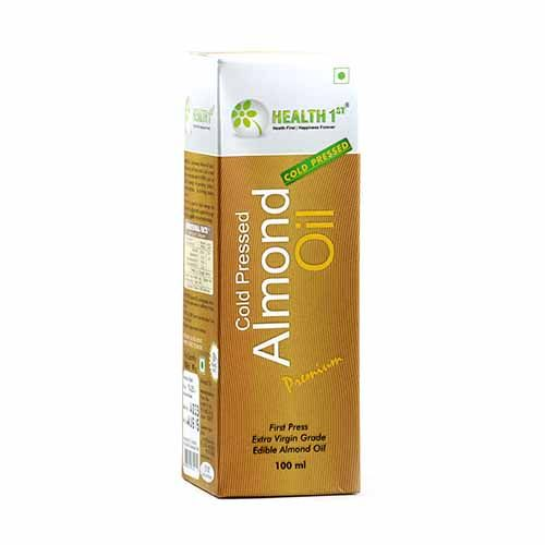 Health First Almond Oil 100 ml