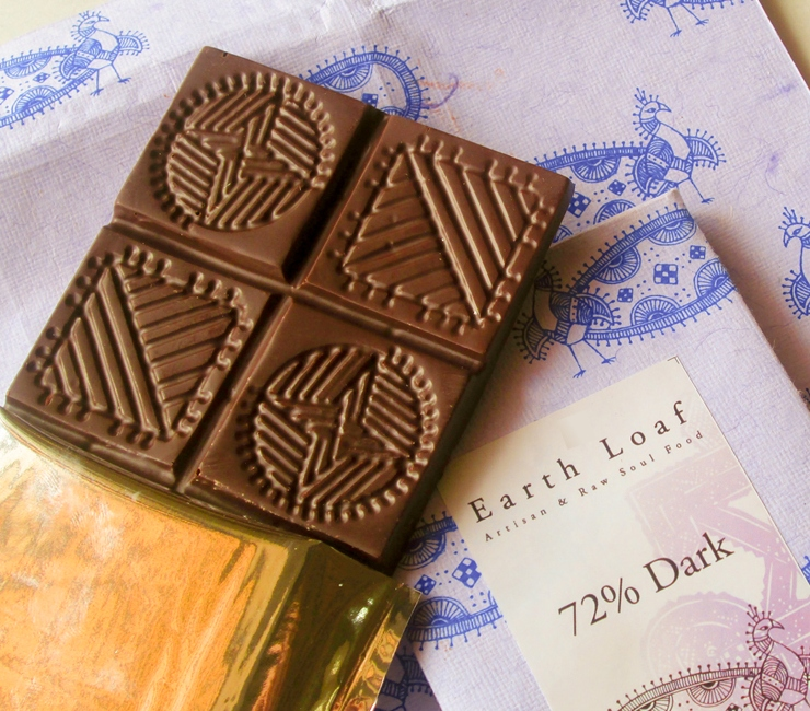 72% Karnatakan Single Estate Chocolate Bar