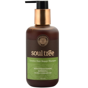 Soultree Licorice Hair Repair shampoo 250 ml