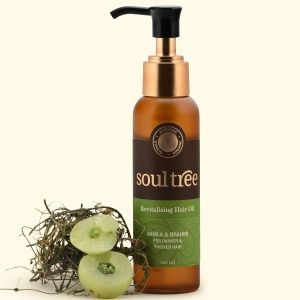 Soultree Revitalising Hair Oil 120 ml
