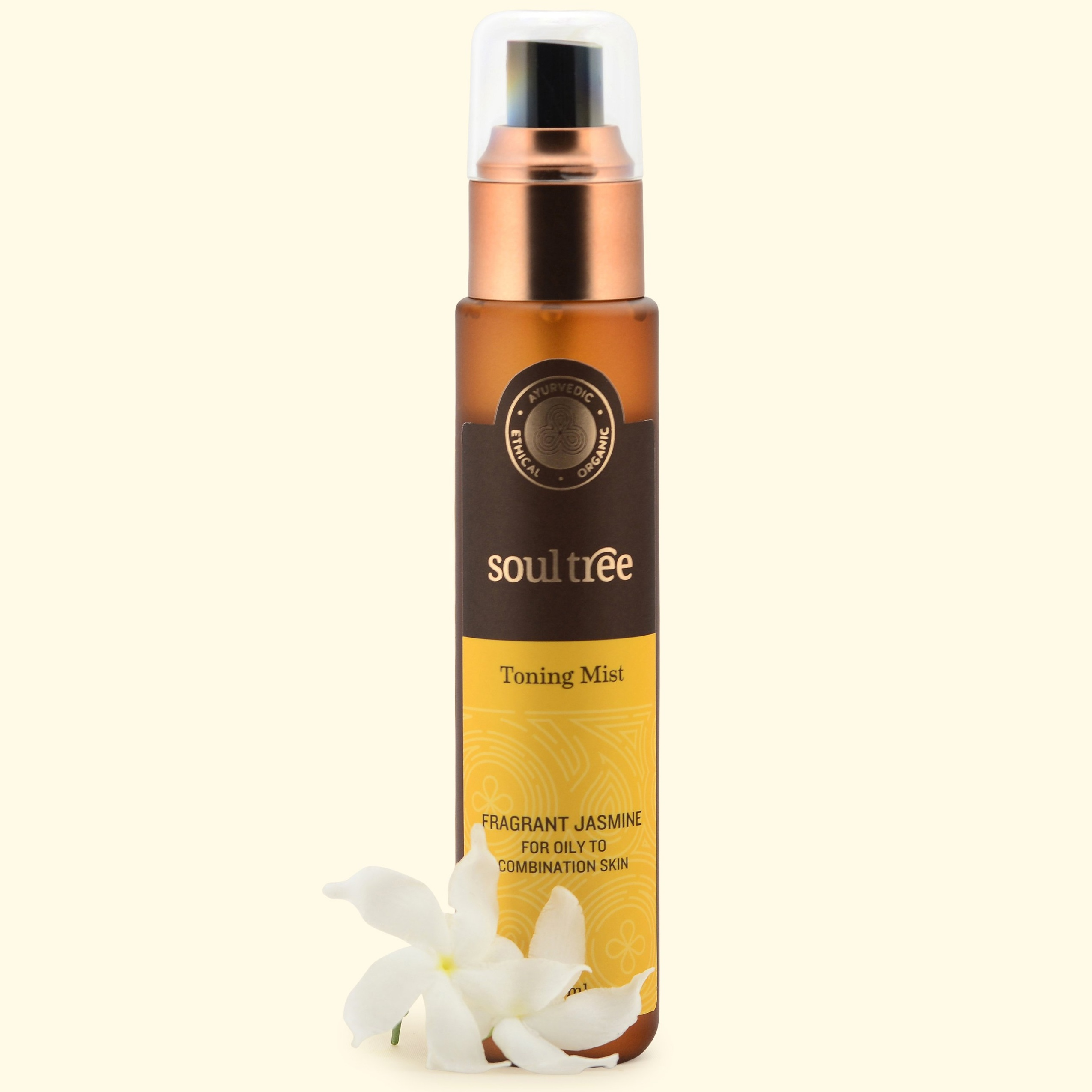 Soultree Jasmine Toning Mist 75 ml