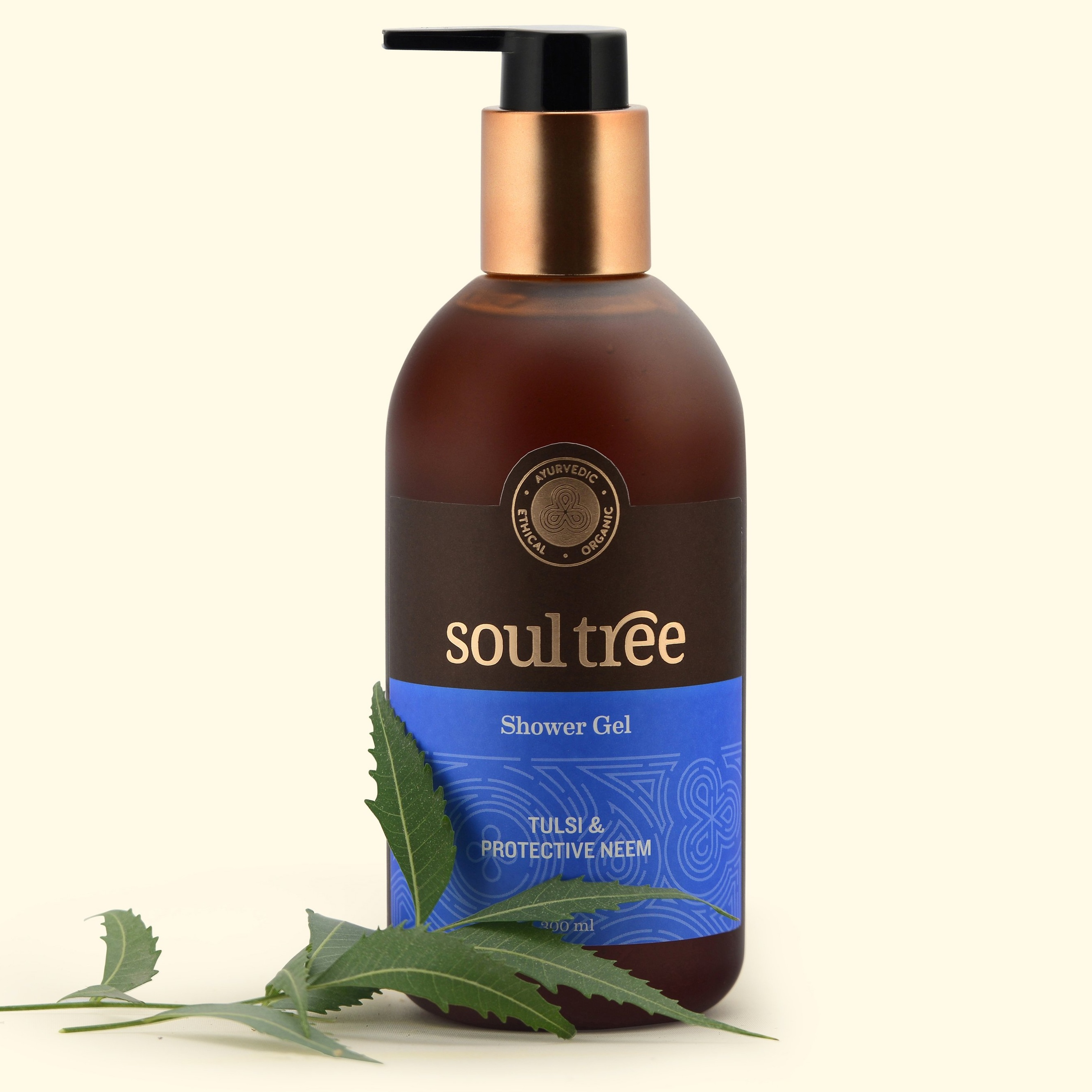 Soultree Neem & Tulsi Shower gel 300 ml