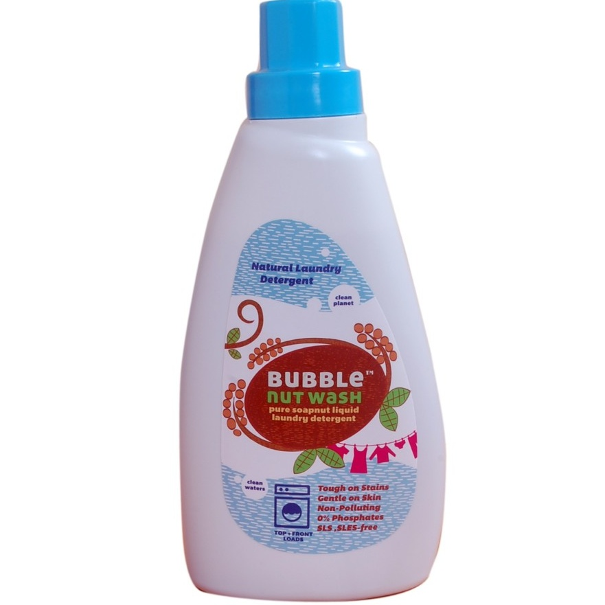 Bubble nut wash Natural Laundry Detergent 500ml