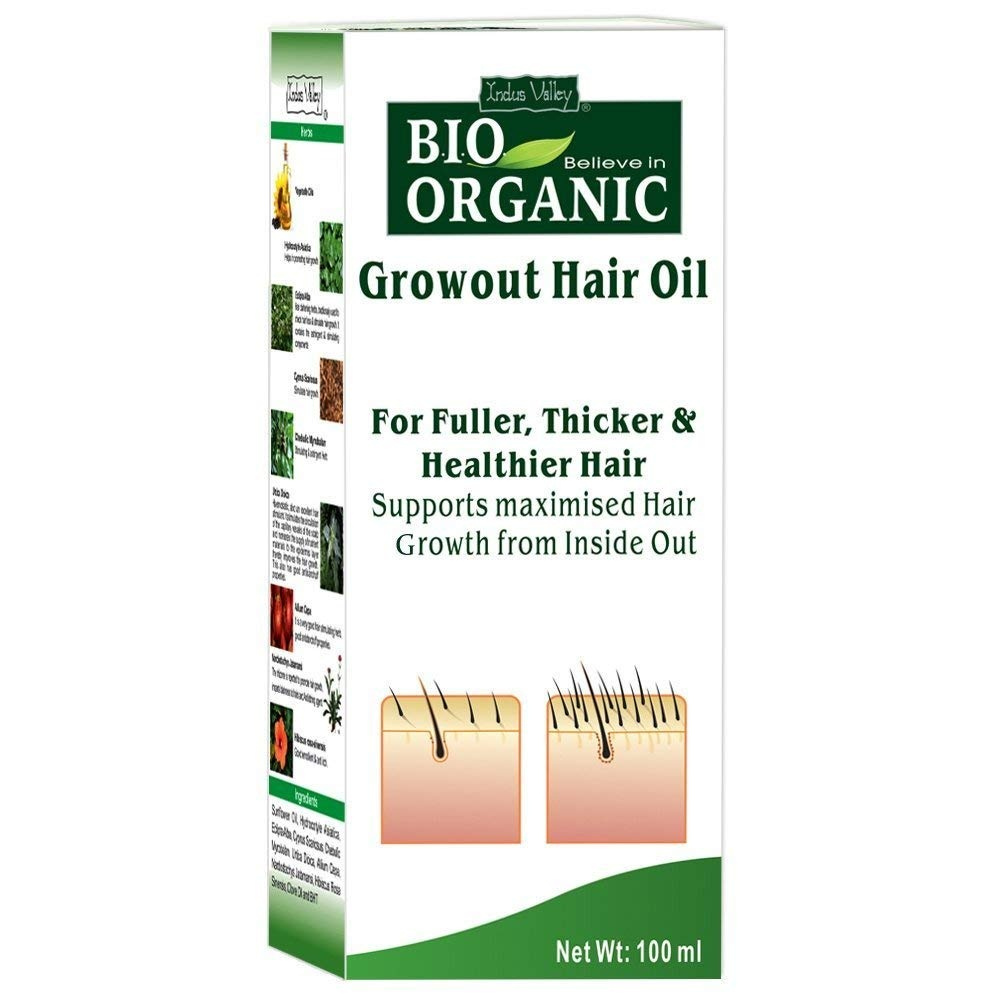 Indus Valley Growout Hair Oil 100 ml