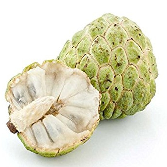Custard Apple 2 Piece (400 to 500g)