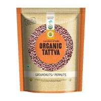.Tattva Organic Groundnut / Raw Peanut 500 gm