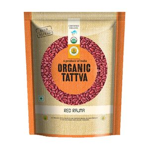 .Tattva Organic Red Rajma 500 gm