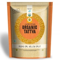 .Tattva Organic Moong Dal Yellow Split 500 gm
