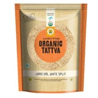 .Tattva Organic Urad Dal White Split 500 gm