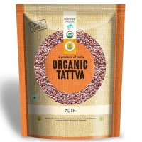 .Tattva Organic Moth Dal 500 gm