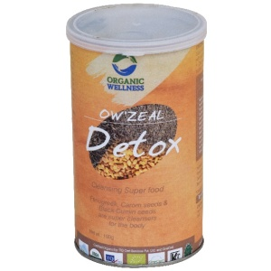Organic Wellness Detox 100 Gm