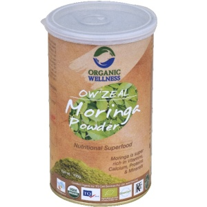 Organic Wellness Moringa Powder 100 Gm