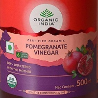 Organic India Pomegranate Cider 500 ml