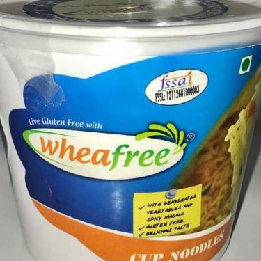 Wheafree Cup Noodles 100g