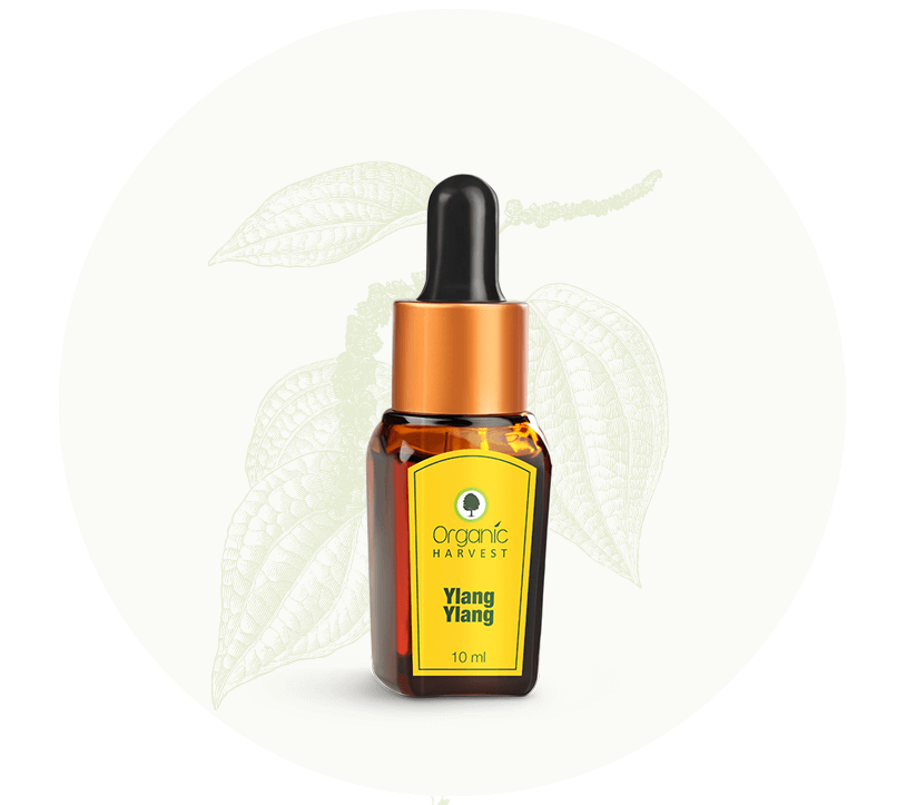 Organic Harvest Ylang-Ylang Essential Oil 10 ml
