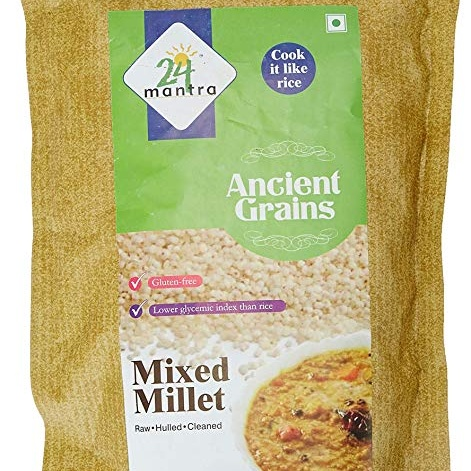 24 Mantra Mixed Millet 500G