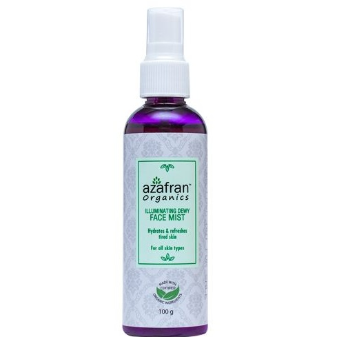 Azafran Illuminating Dewy Face Mist 100g