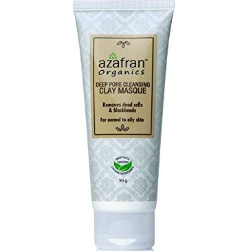 Azafran Deep Pore Clay Masque 50g