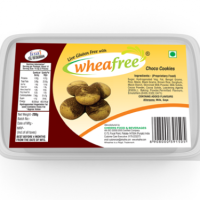Wheafree Choco Cookies 200 gm