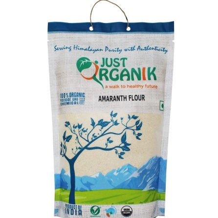 Just Organik Amaranth Flour 500 gm