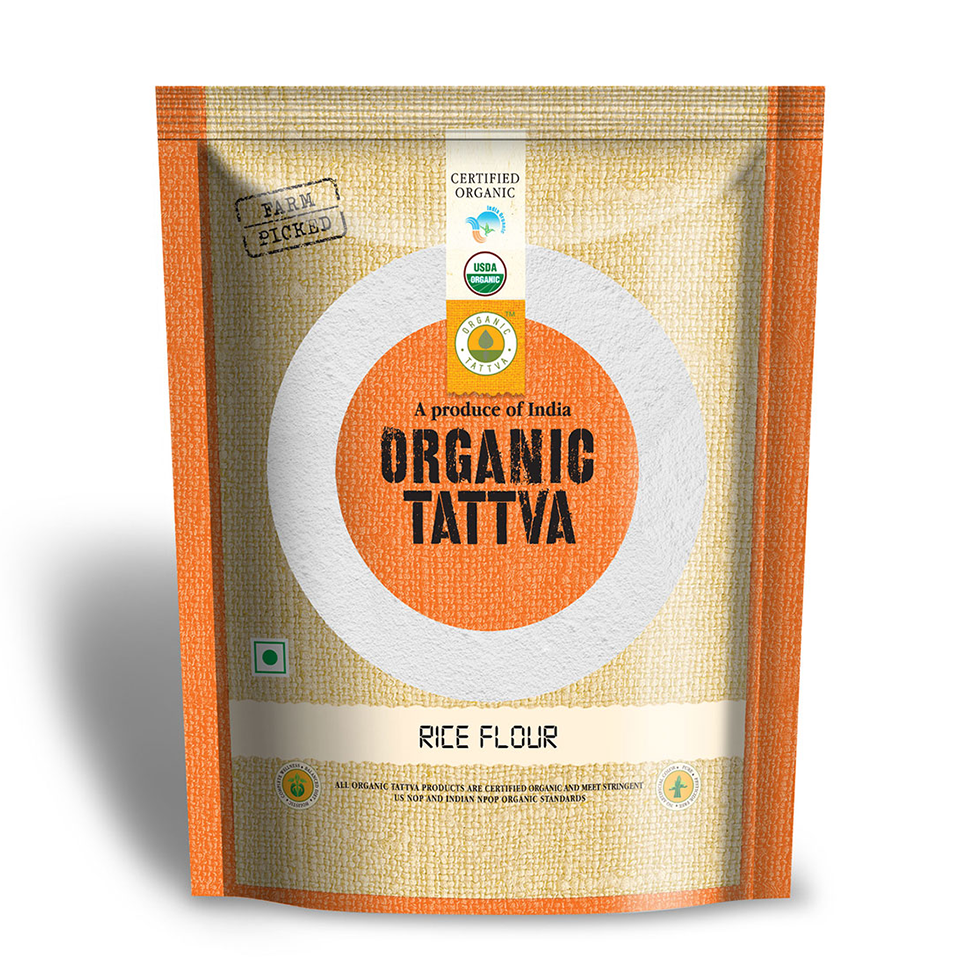 .Tattva Organic Rice Flour 500 gm