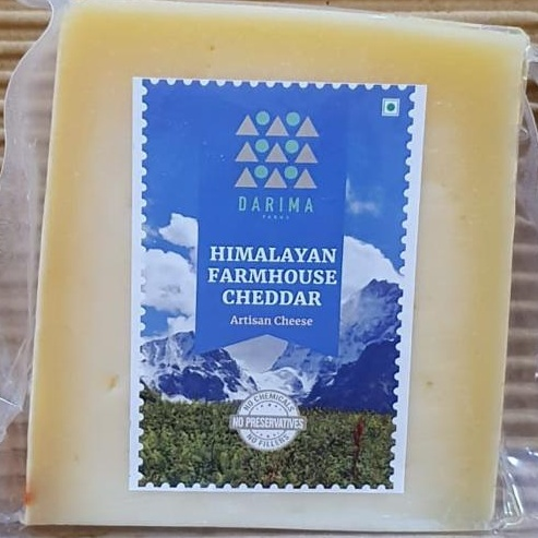 Darima Himalayan Farmhouse Cheddar Cheese 200G