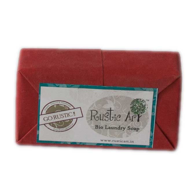 Rustic Art Bio Laundry Soap