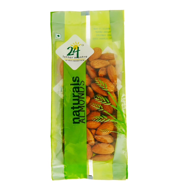 24 Mantra Almonds 100 gm