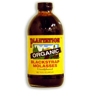 Plantation Unsulphured Blackstrap Molasses 442 ml